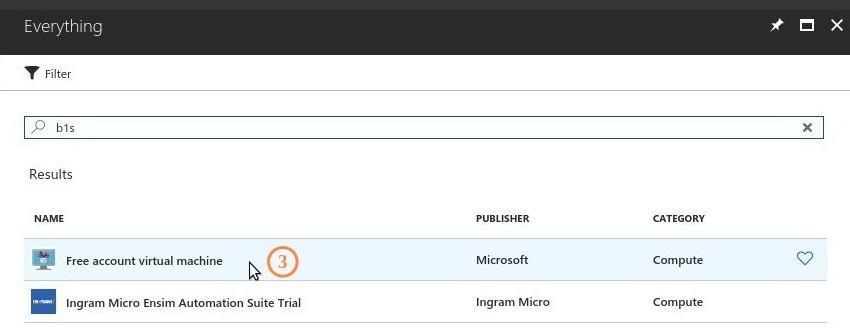 Create Free Account Virtual Machine